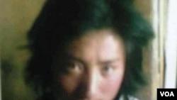 星期二在甘肅自焚的藏人貢去乎杰布(資料圖片)