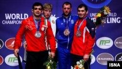 کشتی فرنگی قهرمانی جهان- آمریکا ۲۰۱۵