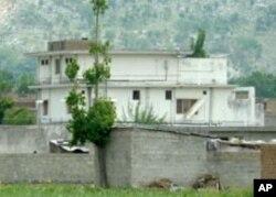 Casa de Abbottabad, Paquistão, onde Bin Laden foi morto