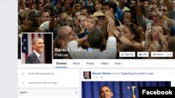 La página de Facebook de Barack Obama era administrada por la organización política Organizing for Action, pero ahora el mandatario estadounidense interactuará directamente en ella.