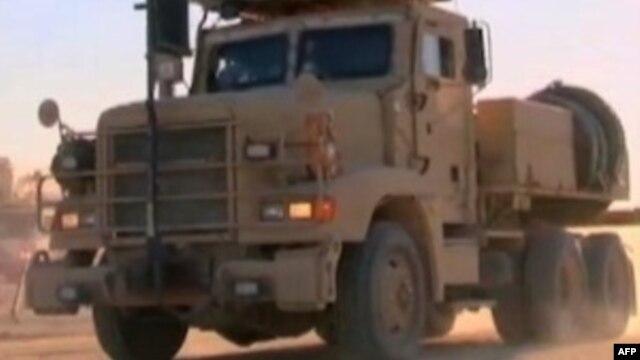 Pakistan akan menjadi rute penting bagi Amerika untuk menarik ribuan peti kemas peralatan keluar dari Afghanistan (Foto: dok).