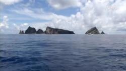 五角大樓稱中國派武裝海警船進入尖閣諸島可能導致誤判