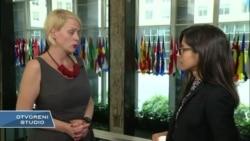 SAD nagradile Ivanu Radović iz Astre za borbu protiv trafikinga