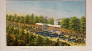 Grand Review of the Armies,  May 23, 1865