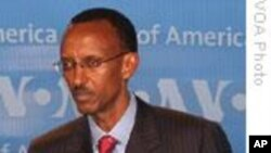 Rwandan President Praises China, is Critical of West in Africa