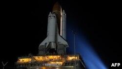 Anija e hapësirës Diskavëri mbërrin në Stacionin Ndërkombëtar të Hapësirës