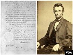 Прокламація Авраама Лінкольна про День подяки, 1863 рік