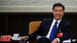 中国副总理和政治局委员汪洋(资料照片)