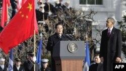 Çin Devlet Başkanı ABD Ziyaretini Tamamlıyor