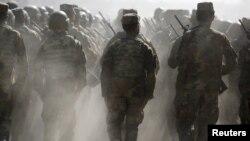 لوی درستیز افغانستان گفته است که اسلحه از نزد افراد خودسر در ننگرهار جمع آوری می شود.