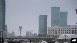 آستانہ شہر کا ایک منظر (فائل فوٹو)