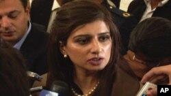 پاکستانی وزیر خارجہ