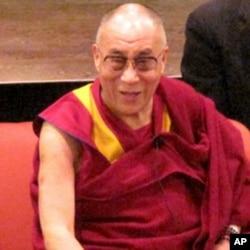达赖喇嘛回答信众的疑问