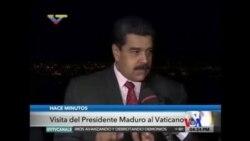 教宗呼籲委內瑞拉政府與反對派對話