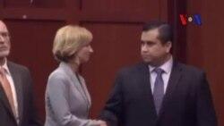 Zimmerman Davasının Yankıları Sürüyor