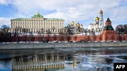 Kremlj, Moskva