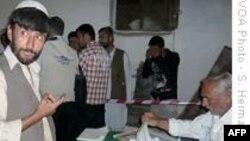 انتخابات ریاست جمهوری افغانستان بدون روبرو شدن با حملات عمده طالبان برگزار شد