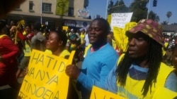 ZimPlus: Vendors Outraged Over Planned Evictions, Wednesday, June 24, 2015