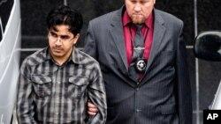 عمر فرج سعید هَردان یک پناهجوی عراقی در آمریکا است.