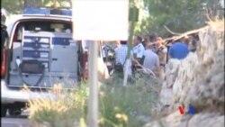 2014-07-06 美國之音視頻新聞: 以色列空襲據信是巴人發射火箭場所