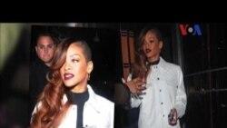 Peragaan Busana Rihanna dan Kim Kadarshian - VOA Pop News