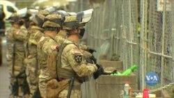 Об'єднаний комітет Начальників Штабів збройних сил США оприлюднив спеціальну заяву із засудженням захоплення будівлі Конгресу. Відео