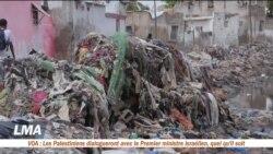 Problèmes d'insalubrité dans les rues sénégalaises