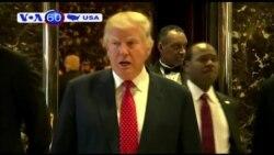 Ông Trump tuyên bố sắp xóa sổ Obamacare (VOA60)