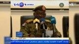 VOA60 AFIRKA: Ministan Tsaron kasar Sudan, Lutanal Janaral Jamaleidin Omar Ibrahim ya mutu sakamakon bugun zuciya a Juba dake Sudan ta Kudu