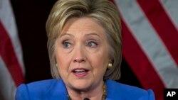 Hillary Clinton mai neman tsayawa takarar shugaban kasa akarkashin jam'iyyar Democrat