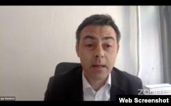 Igor Bandović, direktor Beogradskog centra za bezbednosnu politiku, 29. marta 2021.