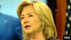 Hillary Clinton (foto: dok) akan menghadiri KTT Organisasi untuk Keamanan dan Kerjasama di Eropa di kota Astana, Kazakhstan.