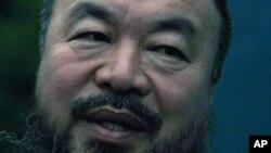 中國著名藝術家艾未未