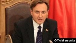 Predsednik Skupštine Crne Gore i lider SDP-a Ranko Krivkokapić