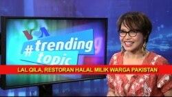 Restoran Halal Lal Qila di Amerika