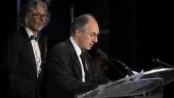 اعطای جایزه آزادی بیان انجمن پن به نشریه فرانسوی شارلی ابدو