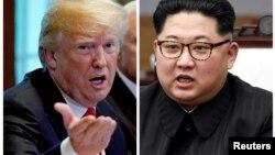 美國取消川普與金正恩會晤