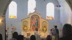 Կուպերտինո քաղաքոում՝ հայերի կողմից հիմնադրված սուրբ Անդրեաս եկեղեցին