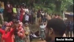 Hadha ilmi jalaa ajjeefame, Gimbii, Oromiyaa
