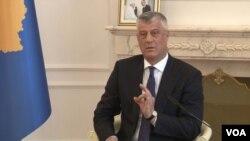 Arhiva - Hašim Tači, predsednik Kosova