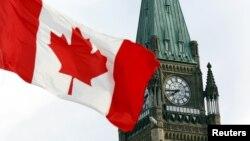 캐나다 오타와의 연방의회 시계탑. (자료사진)