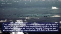 Militarizing South China Sea Islands Must End