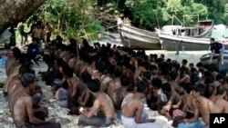 Các di dân Rohingya