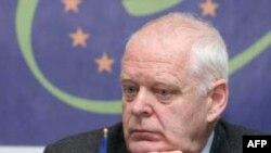 Avrupa Konseyi İnsan Hakları Komiseri Thomas Hammerberg