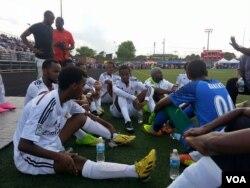 Shaampiyoonaa OSFNA 2015 Oromoo United(OU)