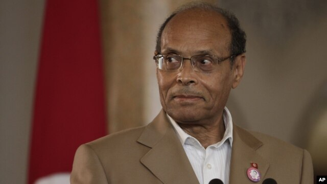 Prezida wa Tunisia, Moncef Marzouki