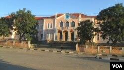 Universidade Mandume Ya Ndemufayo no Lubango