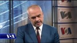 Intervistë me Kryeministrin e Shqipërisë Edi Rama