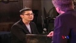 Гость программы «Вне Категорий» – пианист Эльдар Джангиров