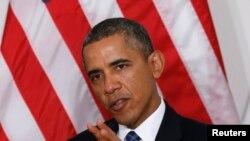 « C'est évidemment une situation qui brise le cœur, une situation révoltante », a remarqué le président Barack Obama.